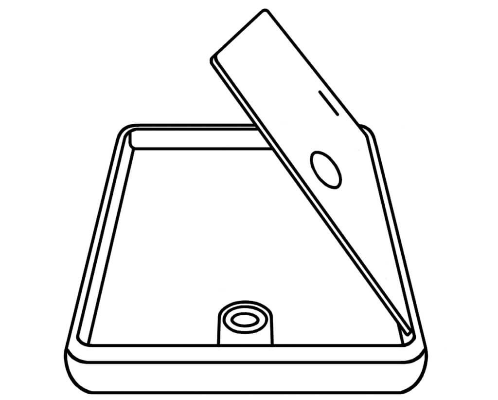 The iStash First Digital Rendering Design