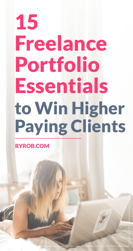 15-Freelance-Portfolio-Essentials