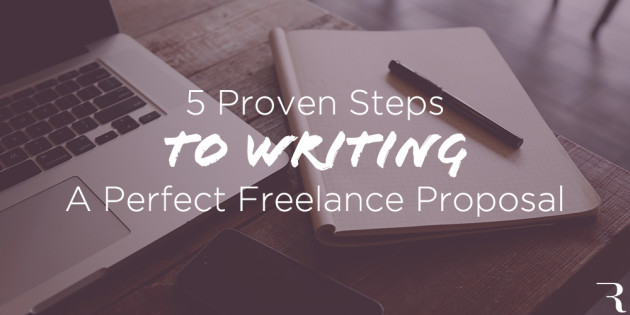 5 Steps to Write the Best Freelance Proposal Free Template – Freelance Proposal Template