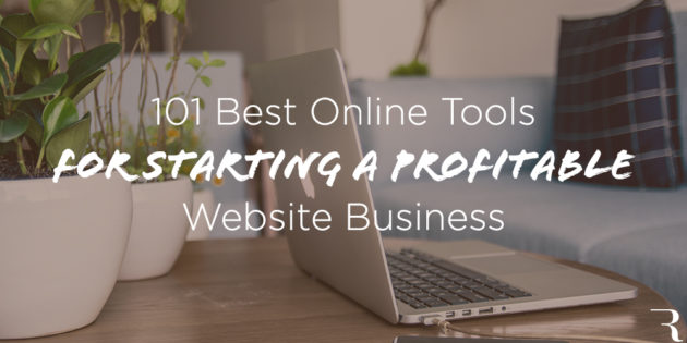 101 Best Online Tools for Starting a Business