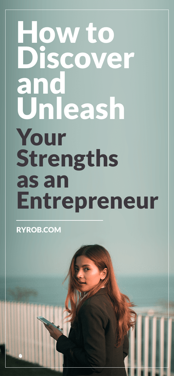 How to Discover Strengths as an Entrepreneur