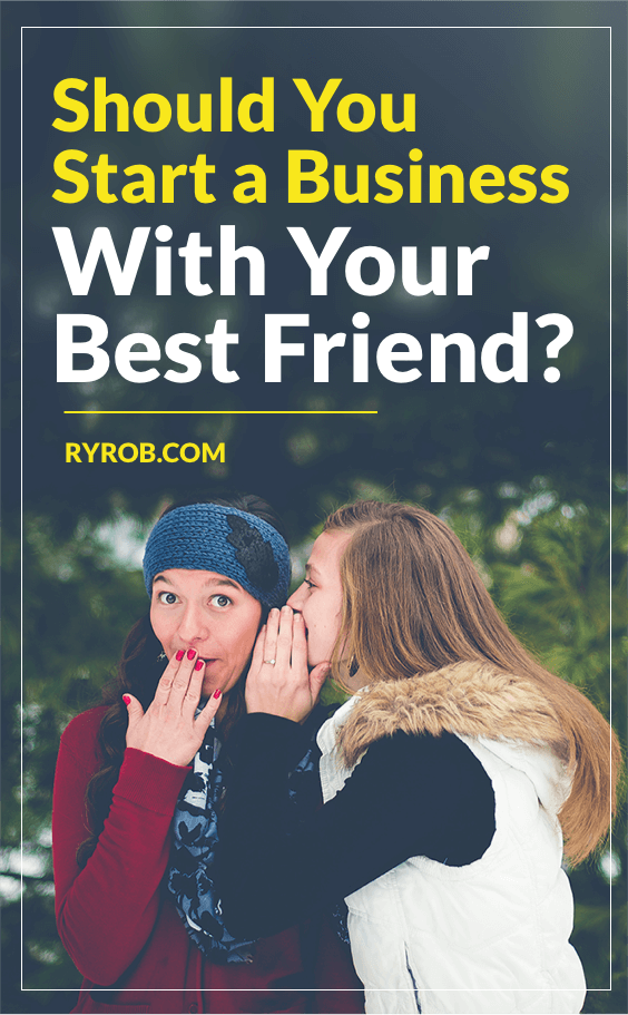 Before you start a business with your friend, consider all of these pros and cons, from someone who's started a business with friends multiple times before.