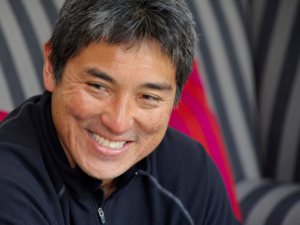 Start a business consultation with Guy Kawasaki on fish