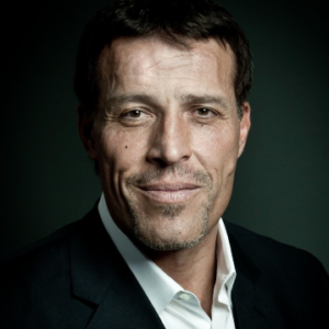 Start Business Advice Tony Robbins Quote on ryrob