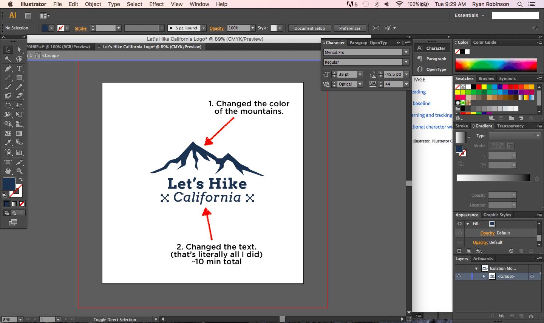 validate-business-idea-lets-hike-california-log-design-15min