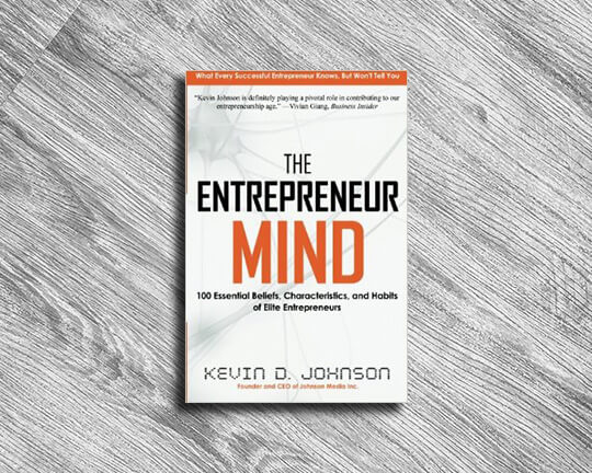 Best Business Books Entrepreneur Mind Kevin Johnson