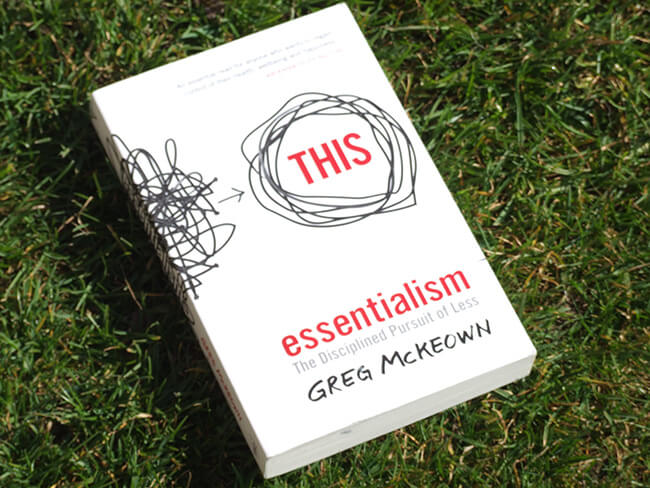 Best Business Books Essentialism Greg McKeown