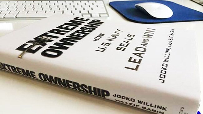 Best Business Books Extreme Ownership Jocko Willink