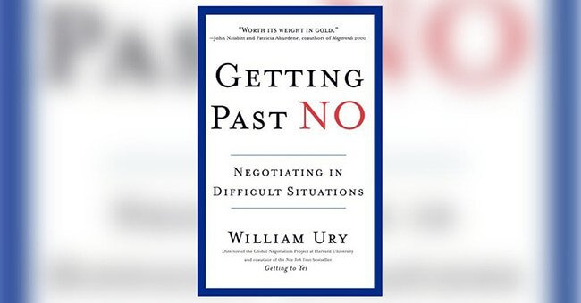 Best Business Books Getting Past No William Ury
