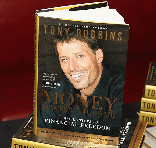Best Business Books Money Master the Game Tony Robbins