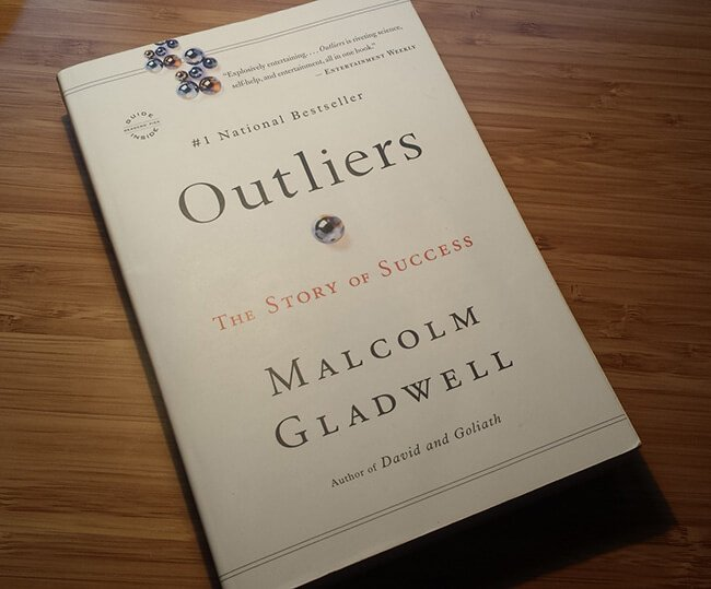 an argument against the 10000 hour rule in outliers a book by malcolm gladwell