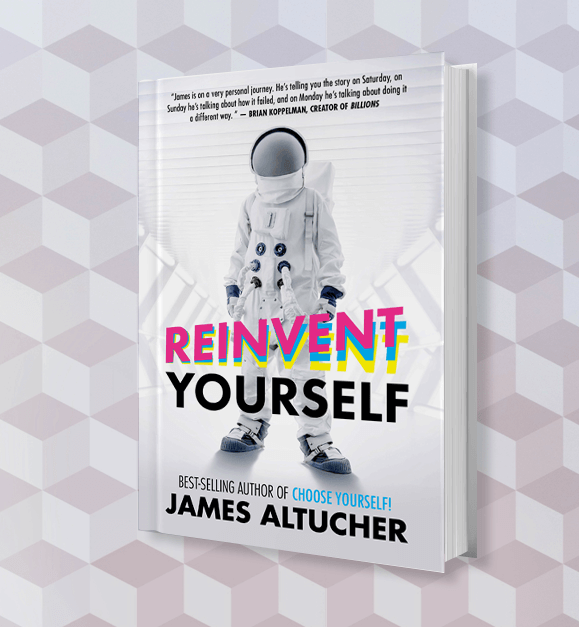 Best Business Books Reinvent Yourself James Altucher