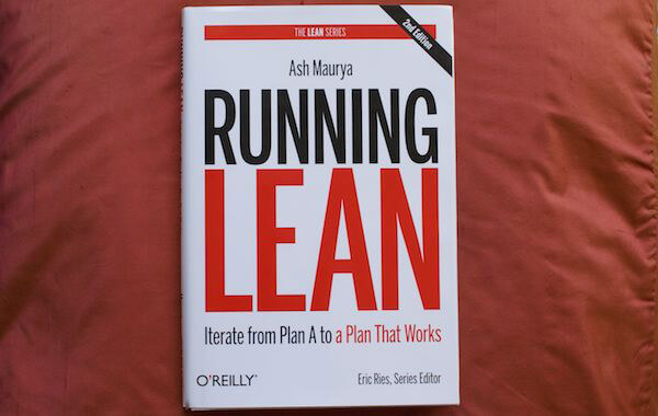 Best Business Books Running Lean