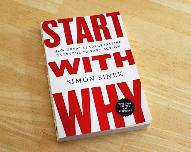 Best Business Books Start With Why Simon Sinek