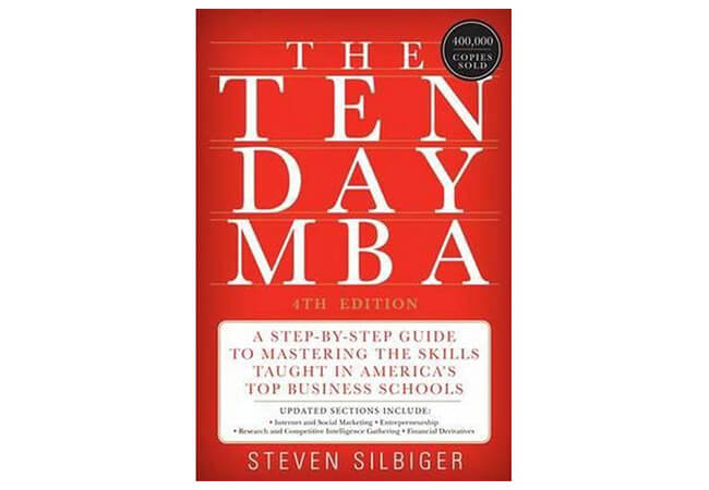 Best Business Books Ten Day MBA