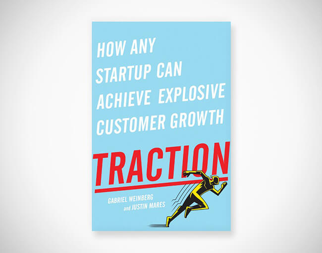 Best Business Books Traction Gabriel Weinberg