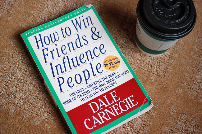 Best Business Books Win Friends Dale Carnegie