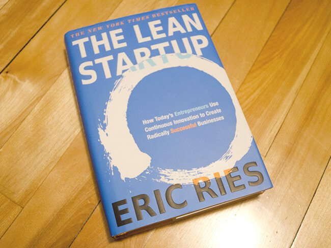 Best business books lean startup eric ries
