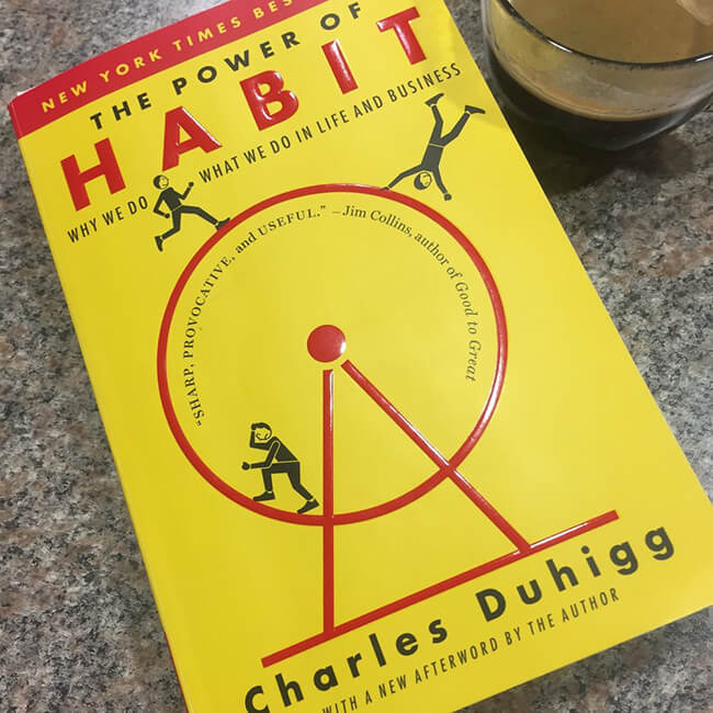 Best business books power of habit charles duhigg