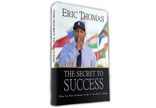 Best business books secret to success eric thomas