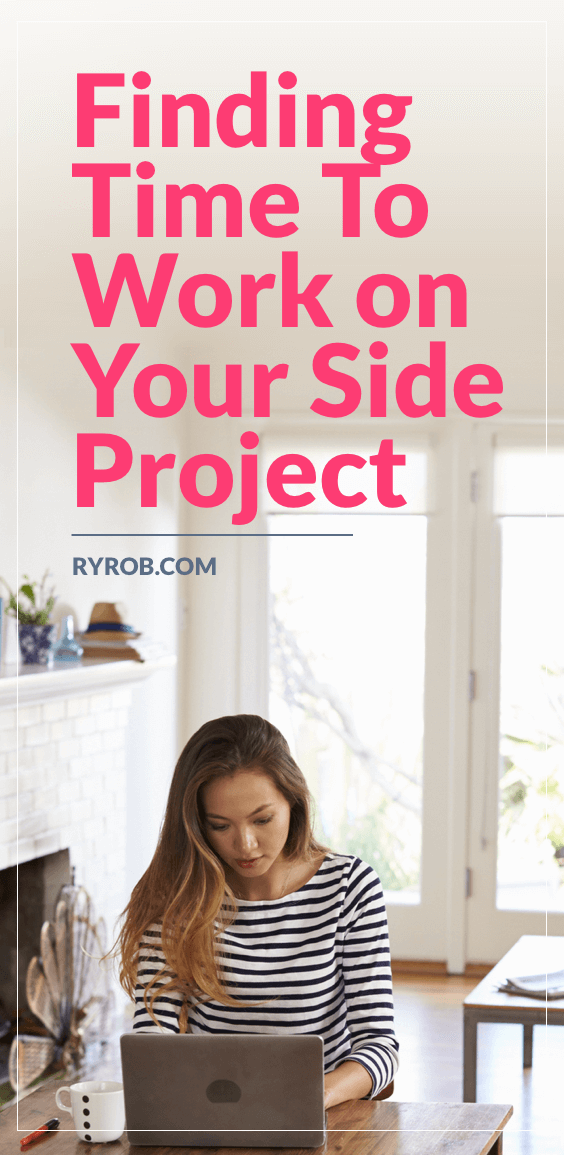 Finding-Time-To-Work-on-Your-Side-Project
