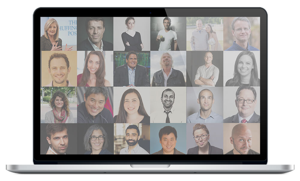 Freelance Content Marketer Consultant Ryan Robinson Business Influencers Entrepreneurs Feature