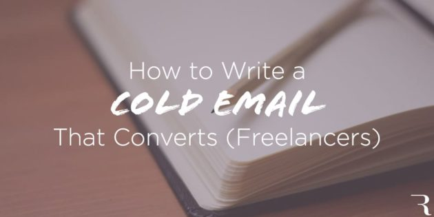 How to Write Cold Email That Converts into Freelance Clients