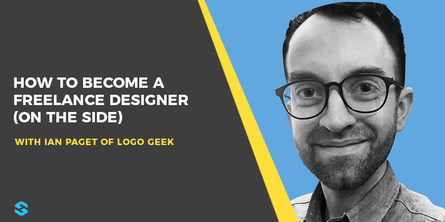 Become Freelance Designer on the Side with Ian Paget Logo Geek