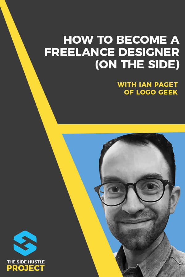 In this episode, we're talking to Ian Paget aka Logo Geek, a creative director by day and freelance designer by night about how to become a freelance designer on the side. We cover how he earns $5,000/mo doing logo designs, what it took to get 87,000 Twitter followers, and how he gets his best clients to come to him...