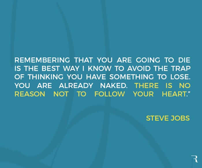"""Motivational Quotes: """"You have nothing to lose. You are already naked. There's no reason not to follow your heart."""" 112 Motivational Quotes to Be a Better Entrepreneur"""