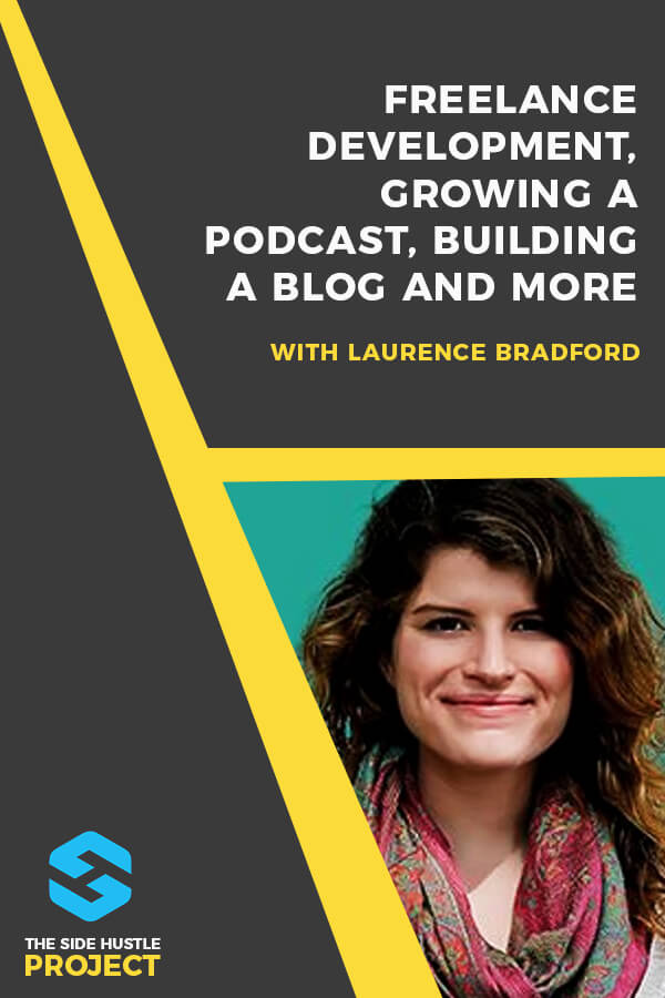In this episode, we're talking to Laurence Bradford about how to become a freelance web developer, what it takes to build profitable blog, launching a podcast, and so much more. Laurence is the creator of her Learn To Code With Me, her blog about learning how to code, and started a wildly popular Facebook Group, the Newbie Coder Warehouse with more than 12,000 active members...