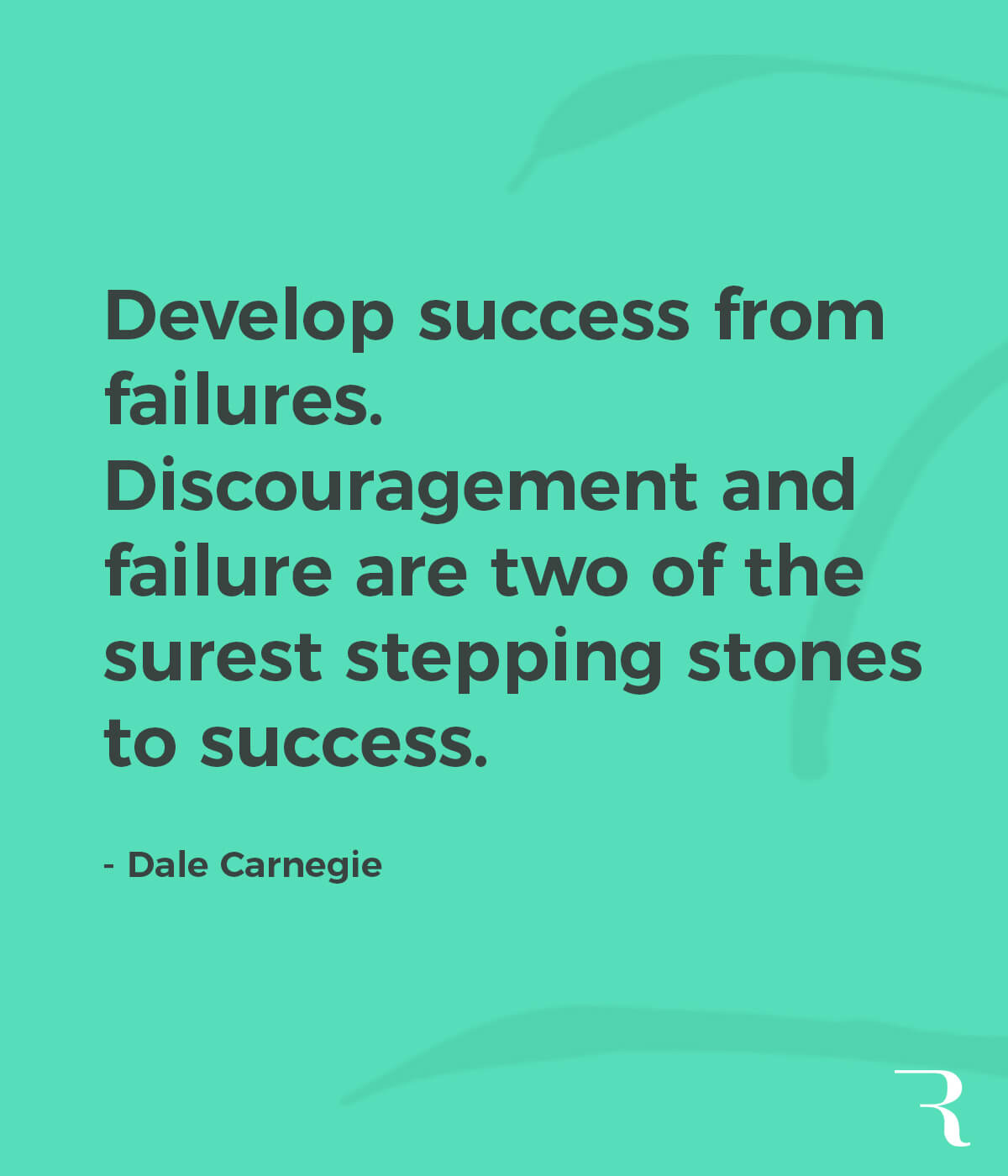 """Motivational Quotes: """"Discouragement and failure are two of the surest stepping stones to success."""" 112 Motivational Quotes to Be a Better Entrepreneur"""