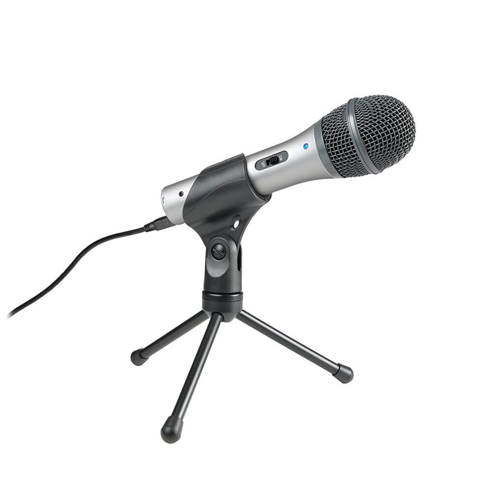 Content Marketing Strategy Podcast Recording Mic