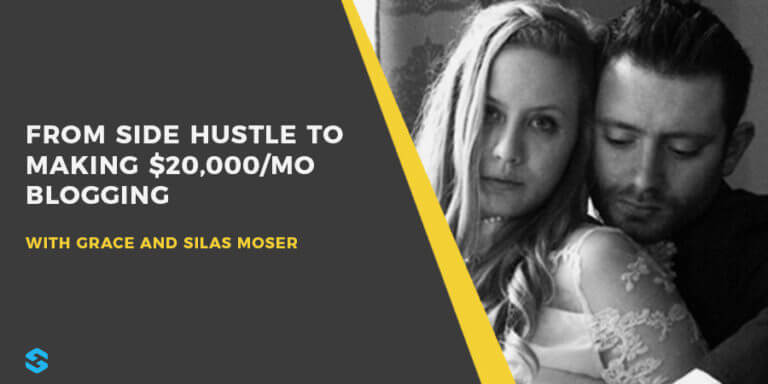 How to Start a Blog with Grace and Silas Moser of Chasing Foxes
