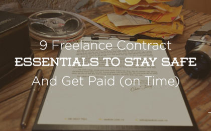 9 Freelance Contract Template Essentials to Stay Safe (Free Template)