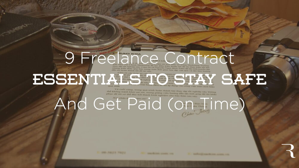 9 Freelance Contract Template Essentials Free Template Pdf