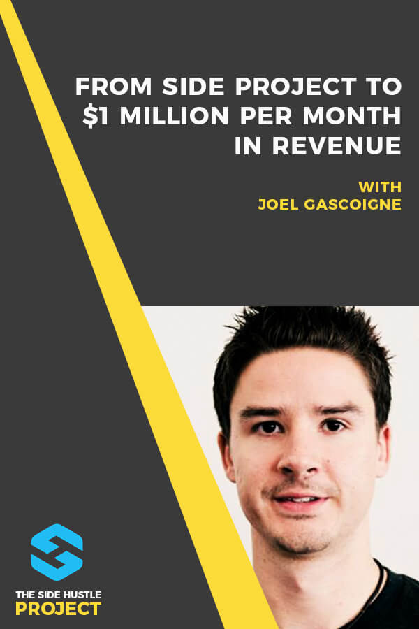 In today's episode, we're talking to Joel Gascoigne, the co-founder and CEO at Buffer, the social media management tool for small businesses. We're digging into the Buffer story from side project that began as a simple landing page all the way up to generating more than $1 Million/mo in revenue...