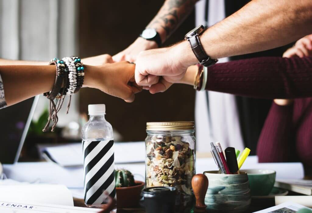 How to Fund Side Hustle - Collaborating with complementary skills