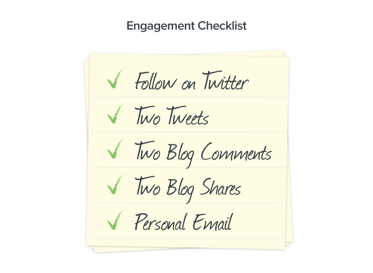 How to Fund a Side Hustle - Engagement Checklist