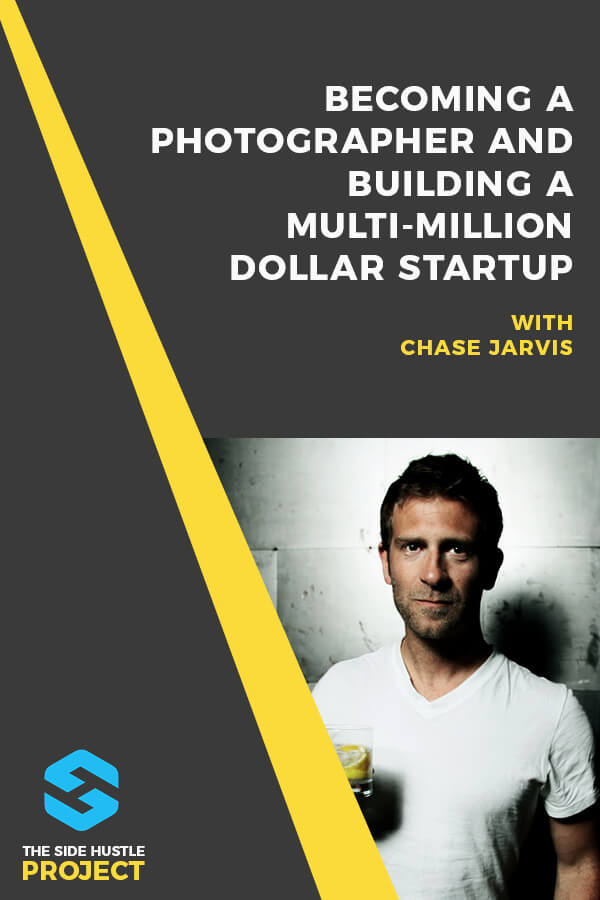 In today's episode, we're talking to Chase Jarvis, the CEO and Co-Founder of CreativeLive, about how to become a photographer, what it's been like growing the multi-million dollar startup CreativeLive, and his 10-year overnight success story that's been his life. Chase shares his insights on building meaningful relationships with people in your industry, attracting your first customers, and so much more...