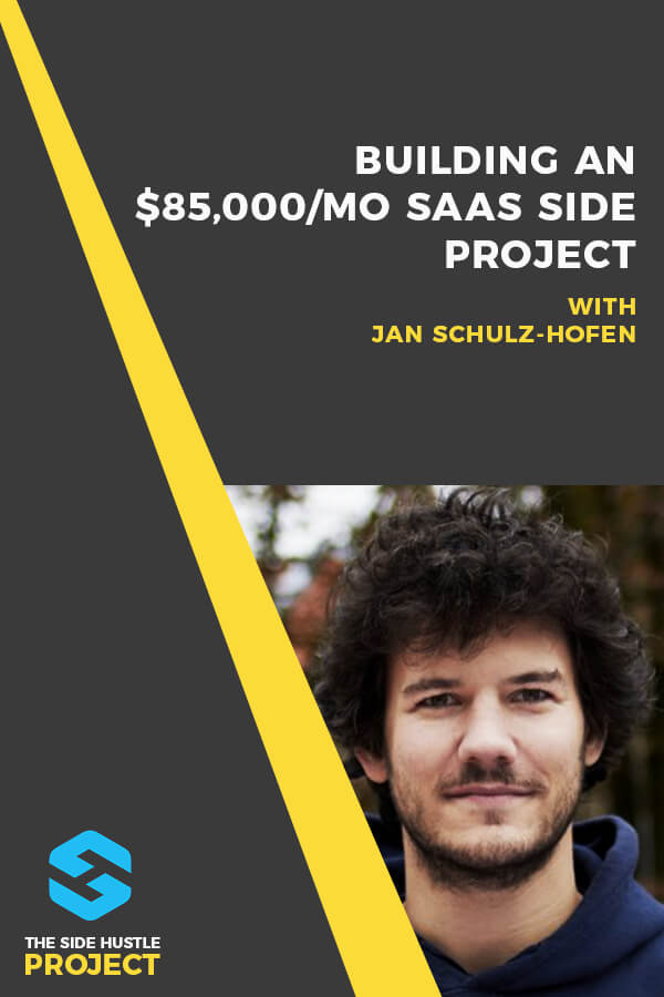 In this episode, we hear about how to build a SaaS side project that's earning an increasing $85,000 in monthly recurring revenue, with Planio founder and CEO Jan Schulz-Hofen. Planio was launched as a side project while Jan and his team were doing web design and development consulting for a variety of clients, and they built the first version of the tool for their own internal project management needs...
