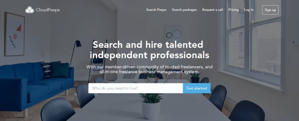 Best Freelance Job Websites CloudPeeps