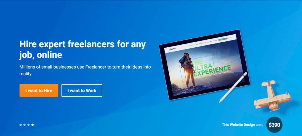 Best Freelance Job Websites Freelancer