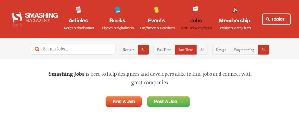 Best Freelance Job Websites Smashing Magazine