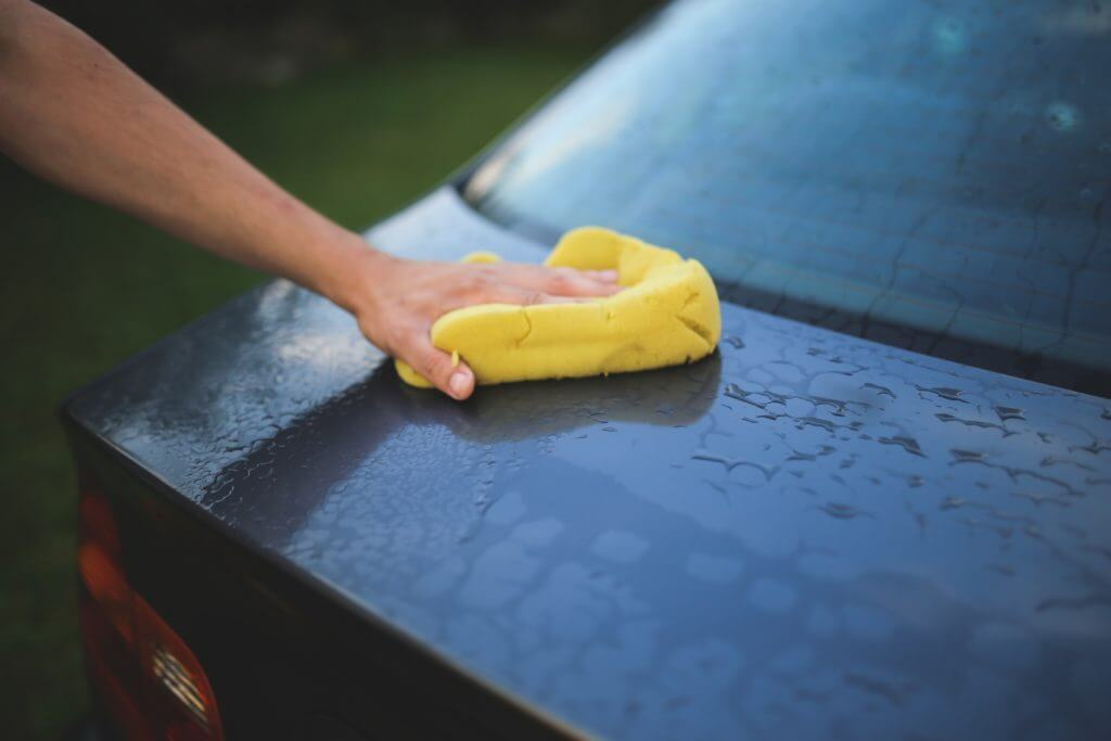 Car Washing and Detailing to Make Money During Nights and Weekends