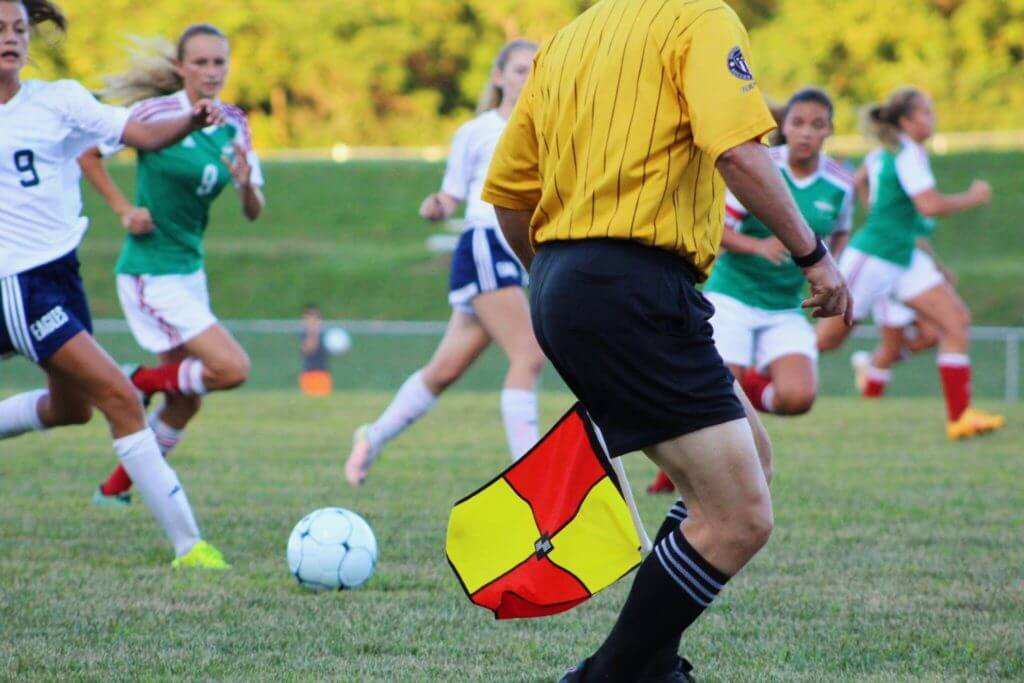 Officiating Recreational Sports Games to Earn a Side Income (Online)
