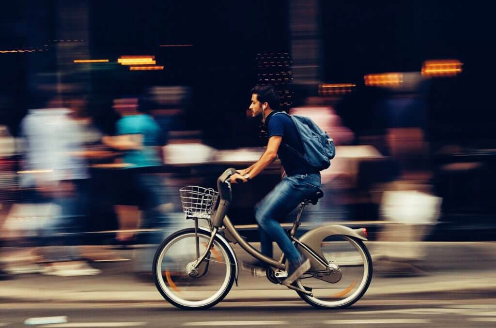Part-Time Bicycle Delivery Can Be One of the Best Business Ideas for Getting in Shape