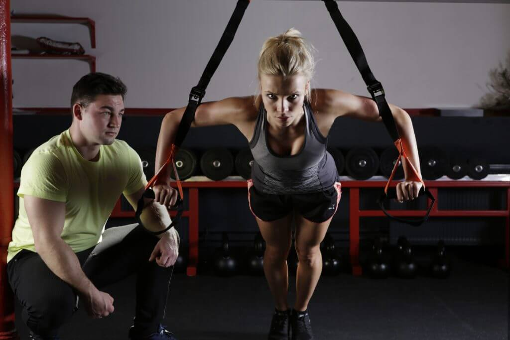 Personal Fitness Trainers as a Side Business (Graphic)