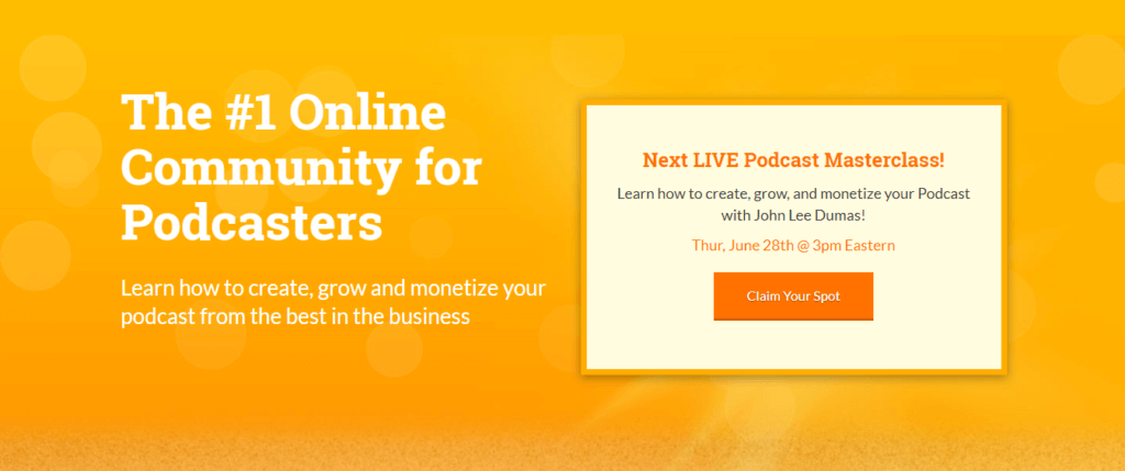 Best Online Business Courses Podcaster's Paradise