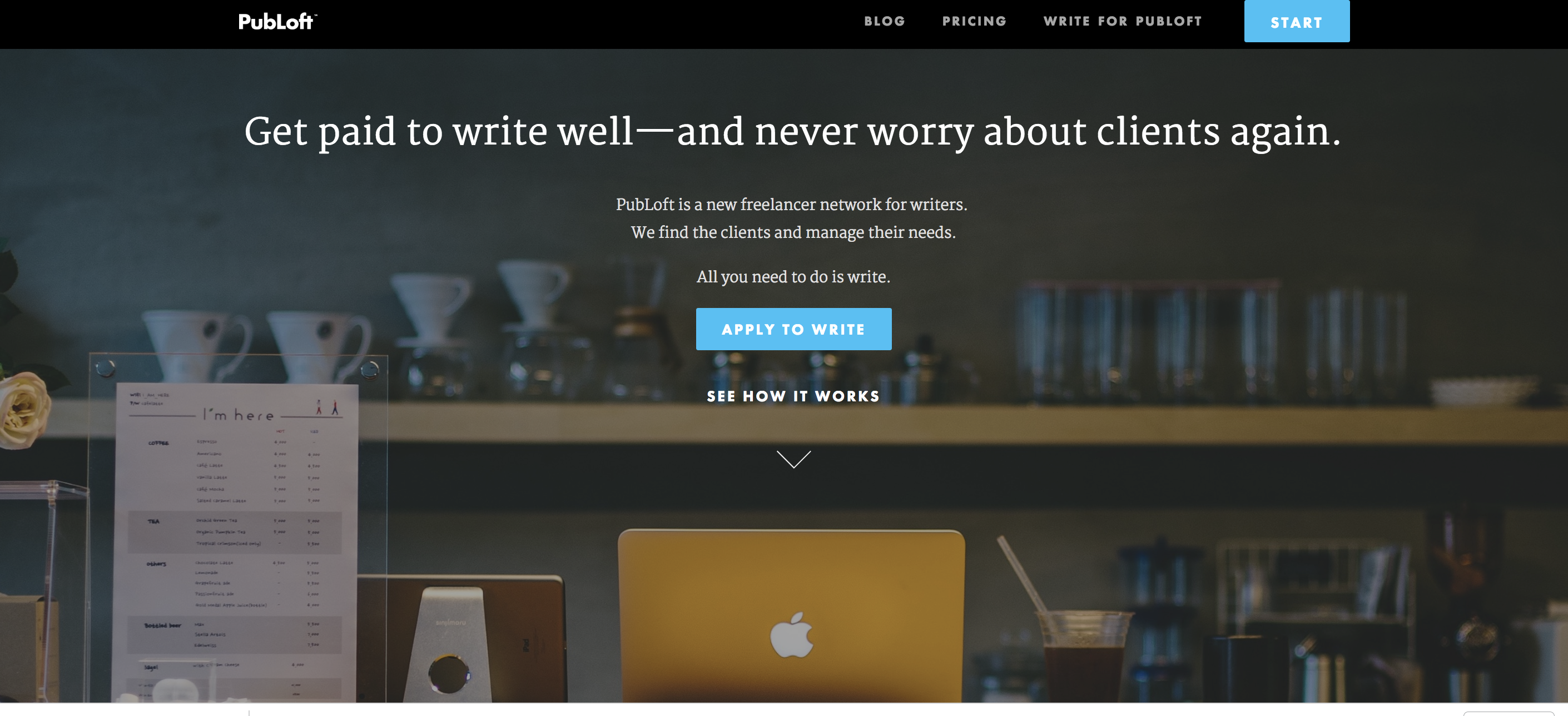 The best FreeLoft freelance sites for writers